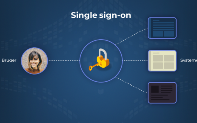 Nem adgang til applikation og websteder med single sign-on